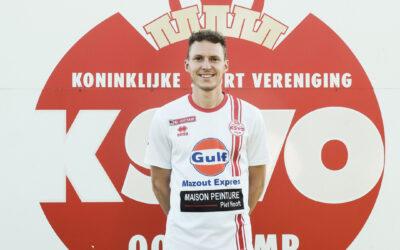 2/10/2021: Dylan Vanhaeren houdt KSVO met twee goals aan de leiding na 1-2 zege bij Sportkring Sint-Niklaas