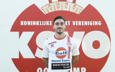 23/10/2021: KSVO op zucht van periodetitel na moeizame winst tegen KFC Eppegem (2-1)